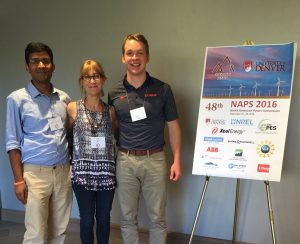 Ankit Singhal, Jane Pulaski, Matt Backes
