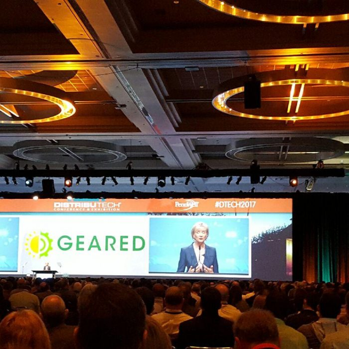 Opening Plenary GEARED Banner