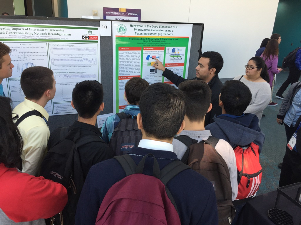 DEADLINE EXTENDED For Call For Student Posters For DistribuTECH 2018